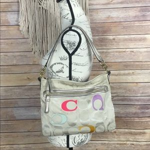 Coach Bags - Coach | Poppy Embroidered Signature C Perri Hippie